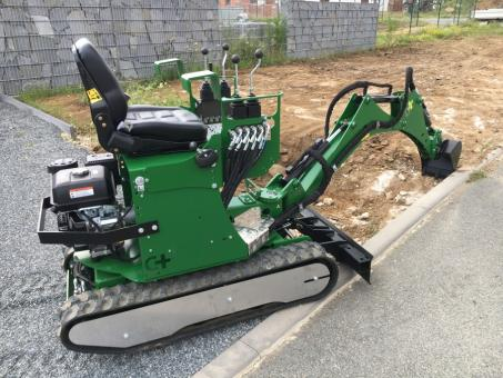 Minibagger MP-82-1500-S Cigale